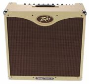Peavey Classic 50 / 410 Guitar Combo Amplifier With Blue Marvel Speakers