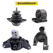 Engine Motor And Trans Mount 4pcs For 10-13 Kia Forte Koup Forte5 2.0 2.4 For Auto