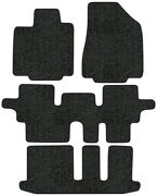 2013-2018 Fits Nissan Pathfinder Floor Mats - 4pc | 2pc Frts And 2pc Rr Runners