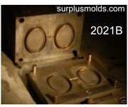 Plastic Injection Mold Picture Frame 7.5 Oval
