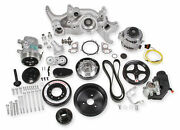 Holley 20-190 Holley Premium Mid-mount Ls7 Complete Accessory System - Dry Sump