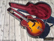 Vintage 1978 Ibanez Fa-500 Johnny Smith Gibson Copy L-5 L-5c L5 Sugihara Signed