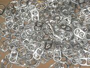 3000 Aluminum Pull Tabs And 600+ Aluminum Pull Tabs All Golden Color