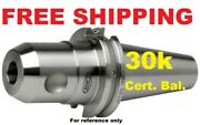 """Sowa / Gs Tooling Cat40 3/8"""" X 9.00"""" 30k Cnc End Mill Holder Free Shipping"""