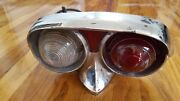 1958 Cadillac Tail Light Assembly Passenger Side Works
