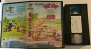 Vhs - Top Cat And The Beverly Hills Cats Di A.a.v.v. [panarecord]