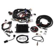 Holley Fuel Injection Electronic Control Unit 550-607n For Chevy Ls-series