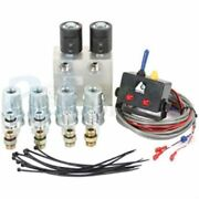 14790 2 Circuit Hydraulic Multiplier W/switchbox Command Control And Couplers