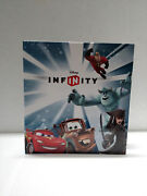 Lot Of 20 Disney Infinity 1.0 Power Discs And Organizer Book