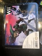 Wii The Legend Of Zelda Collectible Tin Starter Kit New Factory Sealed
