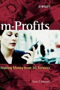 M-profits Making Money From 3g Services By Tomi T Ahonen New