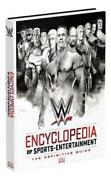 Wwe Encyclopedia Of Sports Entertainment 3rd Edition By Steve Pantaleo New