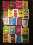 Rare Chewing Gum Wrappers