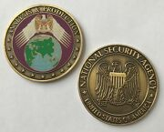Nsa National Security Agency Analysis And Production Sigint Fort Meade Md Coin