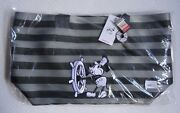 Nwt Harveys Seatbelt Bags Steamboat Willie Wanderer Bag Mickey Minnie Mouse