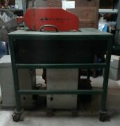 Sweed Metal Scrap Banding Wire Recycling Chopper 400af With Stand