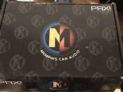 Memphis Car Speakers With Amp, Subwoofer And Wiring - No Shipping