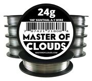 Wholesale - Kanthal A1 Wire - Lot Of 10 Spools - Pick A Gauge And Length