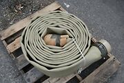 Angus 6 X 50and039 150psi Collapsible Hose Assy Fuels/water Hydrasearch Fitting