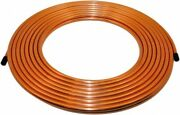 Value Collection 50' Long, 3/8 Od X 0.245 Id, Grade Alloy 122 Copper Seamle...