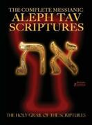 The Complete Messianic Aleph Tav Scriptures Modern-hebrew Large Print Red Letter