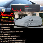 Waterproof Car Cover W/mirror Pocket Gray For 2014 2013 2012 2011 Nissan Rogue