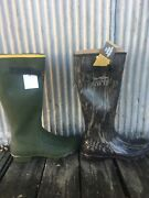 Lacrosse Grange Boots Nwtf Camo Or Green Ankle Fit All Sizes 150040 322142