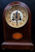 Vintage Early 20th Century French Shelf Clock