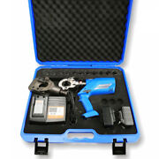 10-300mmandsup2 6t Rechargeable Electric Hydraulic Plier Crimping+shears 2-in-1