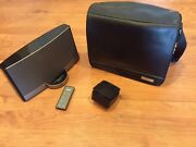 Bose Sounddock Portable For Ipod And Iphone 4/4s Excellent Bose Sound Nice
