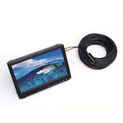 Best Long Cable Hd Video Underwater Camera With 7 Inch Lcd Dvr Kit15m/50m/100m