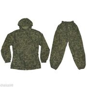Russian Army Spetsnaz Emr Digital Flora Camo Disguise Suit Jacket And Pants 46-62