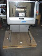 Tray Turner To Clamp And Turn Over Trays Of Vials Or Jars, Tray Max 18.5 X 9.5