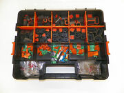 518 Pc Black Oem Deutsch Dt Connector Kit Solid Contacts + Removal Tools