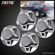 4 7 Wheel Chrome Hub Caps Center Cap-part Durable For F150 And Expedition 97-03