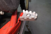 Maico 1982 - 1985 Rear Brake Pedal Cleat - Cnc Machined Racing Components Spider