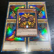Yugioh Exodia The Forbidden One 5 Card Ultra Rare Ygld Complete Set Official Nm