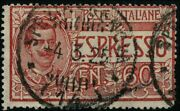 Italy 1922 Stamps Express Used Sas 7 Cv 5.00 180506096