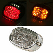 For Harley Davidson Motorcycle Bikes Integrated Led Tail Light Replace 12v Atv