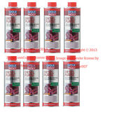 X8 Pack Kit 500 Ml Can Liqui Moly Diesel Purge Fuel Additive Injector Cleaner