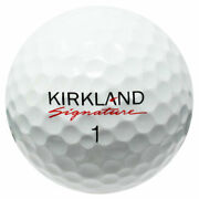 120 Kirkland Signature Mix Used Golf Balls Aaaa/near Mint Sale