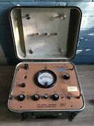 Ion Pump Power Supply D-1000a Tripp Research Texas Services Vintage Military Usa