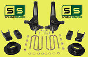 01-2010 Ford Ranger 2wd 6/4 Lift Kit Spindles/blocks/shackles/coil Spacers