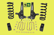 01-10 Ford Ranger 2wd 6/ 3 Lift Kit 4 Cyl Spindles/coil Springs/lift Blocks