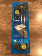 Swingline 1112 Smartcut Compact Personal Rotary Trimmer 5 Sheets Plasticandnbsp