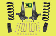 01-10 Ford Ranger 2wd 7/ 4 Lift Kit 4 Cyl Spindles/coil Springs/lift Blocks