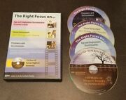 The Right Focus On... Dvd 4-disc Set Mn Dept Of Human Rights Educational Film