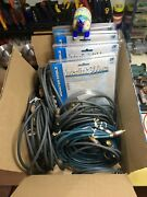 Monster Cable Interlink 300 Mkii Pair And Subwoofer