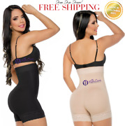 Fajas Colombianas Salome 0218 High Waisted Fajate Short Levanta Cola Butt Lifter