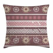 Zambia Throw Pillow Cases Cushion Covers Home Decor 8 Sizes Ambesonne